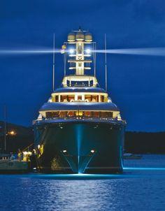 Luxury Toys: Mega Yachts (Photos) - Luxist