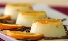 Panna cotta vegan al cocco con salsa alle arance | 100% green kitchen