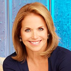 Katie Couric (Age 56) in 2013