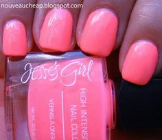 Nouveau Cheap: My perfect summer neon: Jesse's Girl Carolina Beach