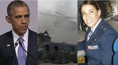 Highly decorated Air Force officer is breaking her silence about the disturbing incident that occurred back in 2011 that marked the deadliest attack on Navy SEALS in U.S. history. She claims that Obama's administration covered