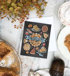 Happy Pie Season - A