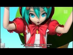 Clover Club Hatsune Miku full English subs by googoo888 on youtube