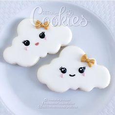 66 Trendy baby shower cookies for girl fondant Star Cookies, Baby Cookies, Baby Shower Cupcakes, Cute Cookies, Cookies Et Biscuits, Cupcake Cookies, Fondant Cookies, Cookie Frosting, Royal Icing Cookies