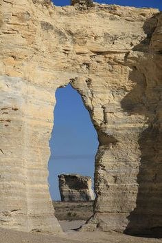 Monument Rocks | Atlas Obscura  (Lewis, KS)