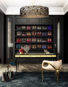 10 Luxury Walk in closet design ideas that will make your jaw drop | The Most Expensive Homes