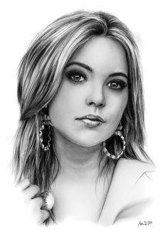 Ashley Benson by Sara Stachowiak (tajus)