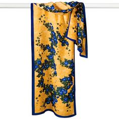 The Met Store -  Japanese Morning Glories Scarf
