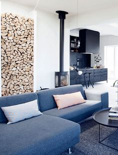 Looking for ideas of interior design for living room ? We'll sure this living room showcase will give you fresh ideas and inspirations. Room Interior, Interior Design Living Room, Living Room Designs, Interior Decorating, Decorating Ideas, Design Interior, Decoration Inspiration, Room Inspiration, Interior Inspiration