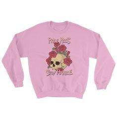 Pride Kills Crew Neck Sweatshirt