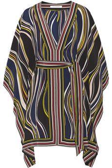 Diane von Furstenberg Denisa silk crepe de chine dress | THE OUTNET
