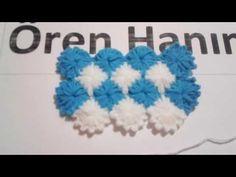 Kelebekli Lif Modeli Yapılışı - YouTube