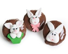 doces decorados de pascoa - Pesquisa Google