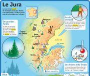 Le Jura - Le Petit Quotidien, le seul site d'information quotidienne pour les 6-10 ans !