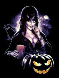 Horror Show, Horror Art, Horror Movies, Horror Drawing, Fantasy Witch, Dark Fantasy, Fantasy Art, Cassandra Peterson, Halloween Horror
