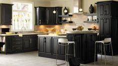 Kitchen : Modern Kitchen Oak Cabinets Oak Wood Paint Staining ...