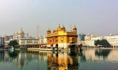 Sri Harimandir Sahibm, also known as the Golden Temple, in Amritsar, India. #TravelStories