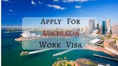 Preparing Your Working Visa Requirements For Work Australia