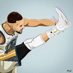 Mens Under Armour Curry Basketball Shoes Royal Blue/White/Yellow Size M US Stephen Curry Basketball, Mvp Basketball, Nba Stephen Curry, Basketball Tricks, Basketball Pictures, Steph Curry Wallpapers, Nba Wallpapers Stephen Curry, Best Nba Players, Curry Nba