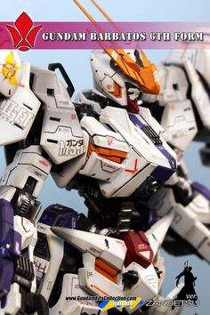 Custom Build: 1/100 Gundam Barbatos Form 6 [GBWC 2016 Philippines Entry] - Gundam Kits Collection News and Reviews
