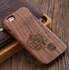 Brand Name: Floveme Retail Package: No Compatible Brand: Apple iPhones Type: Case Function: Dirt-resistant Size: For iPhone 6 Plus inch Color: Black walnut,Bamboo,Kirch,Rosewood Drop Shipping / Iphone 5s, Apple Iphone 5, Coque Iphone, Iphone Cases, Wooden Phone Case, Wooden Case, Iphone Models, 6s Plus, Carving