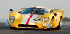 Ex Ecurie Bonnier, BonGrip Lola T70. Tags: Jo Bonnier Kennametal Kengrip tire studs, spikes wheels