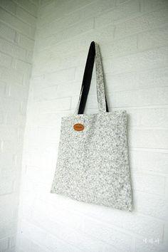 How to make Eco Fabric Shopping Bag