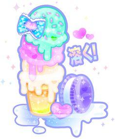 Melty Sweets by missjediflip