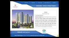 Gera's Trinity Towers : Residential Properties in Kharadi Pune