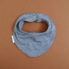 Soft touch New Bandana Bavoir 100/% coton bleu ours