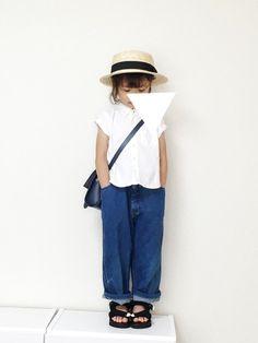無印良品のシャツ・ブラウスを使ったシオリのコーディネートです。WEARはモデル・俳優・ショップスタッフなどの着こなしをチェックできるファッションコーディネートサイトです。