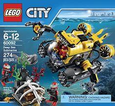 Bundlr - LEGO City Deep Sea Explorers Submarine Building Kit