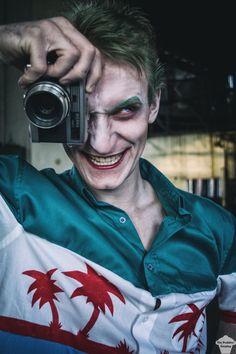 The Joker from Batman: The Killing Joke by www.facebook.com/ThePuddinsCosplay/