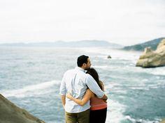 Oregon Coast Engagement | Jon Duenas Photography