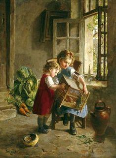 Paul Seignac (1826 – 1904, French)