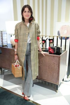 leandra medine, founder of man repeller, was one of our special guests at the paris opening celebration.