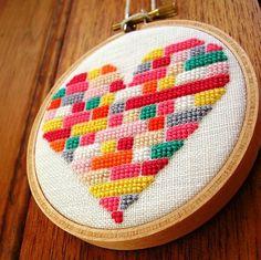 colour heart