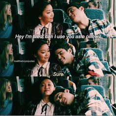 Look at her face when he says that Lara Jean, Ps I Love, I Still Love You, Cute Love, Cute Relationship Goals, Cute Relationships, Cute Couples Goals, Couple Goals, Love Movie