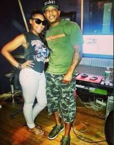 Ja Rule and Ashanti