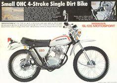 Check out this Honda - Pelican Parts Technical BBS Classic Honda Motorcycles, Honda Motorbikes, Small Motorcycles, Vintage Motorcycles, Harley Davidson Motorcycles, Honda Dirt Bike, Honda Bikes, Motorcycle Bike, Mx Bikes