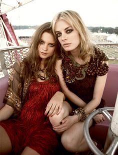 Hippie Style ♥ #bohemian ☮k☮ #boho