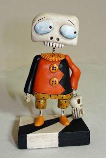 Pumpkinseeds Originals Folk Art Janell Berryman