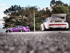 RWB Manila is going to be building it's 4th family member this November. Keep checking on our page for updates! Sharing this photo from Japan. Rotana and Kamiwaza. - November 6, 2013 #carpornracing #rwb #rwbmanila #rauhweltbegriff