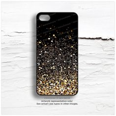 iPhone 6S Case Metallic GOLD iPhone 6 Case Glow par HelloNutcase