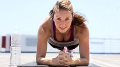 Shape up for summer! Tone your whole body with these 4 moves