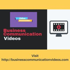 Learn about these videos produced by Bovee and Thill. Video Presentation, Textbook, Communication, Author, Teaching, Business, Videos, Books, Libros