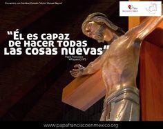 #PapaFrancisco #PapaFranciscoEnMéxico #PapaEnMex #RegnumChristi #Dios #Renovación #CosasNuevas Papa Francisco, Movie Posters, Movies, Dios, Hipster Stuff, Films, Film, Movie, Movie Quotes