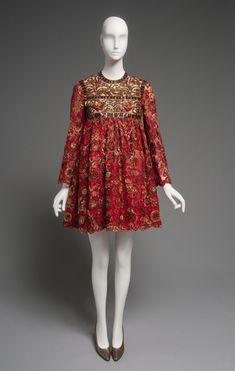 Woman's Dress Designed by Geoffrey Beene, American, 1927 - 2004