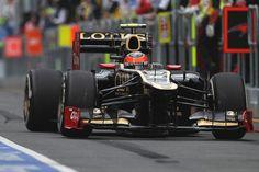 2012 Lotus F1