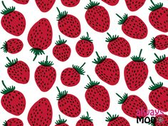 Risultati immagini per marimekko Marimekko Wallpaper, Marimekko Fabric, Textile Patterns, Textile Design, Print Patterns, Textiles, Fruit Illustration, Food Illustrations, Images Wallpaper
